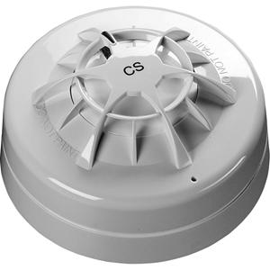 Apollo Orbis Fixed Temperature Heat Detector - White - - % Temperature Accuracy0 to 98%% Humidity Accuracy