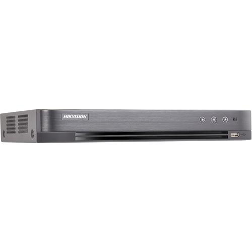 Hikvision AcuSense IDS-7208HUHI-K1/4S(B) 8 Channel Wired Video Surveillance Station - Digital Video Recorder - HDMI