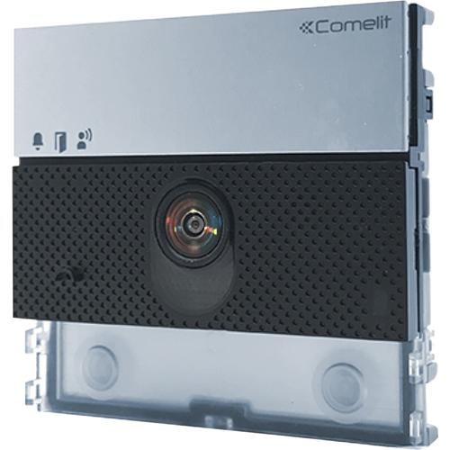 Comelit Ultra Audio/Video Module for Audio/Video Unit, Push Button, Alarm Control Panel Addressable Module, Sensor - Building Automation System - Plastic, Aluminium