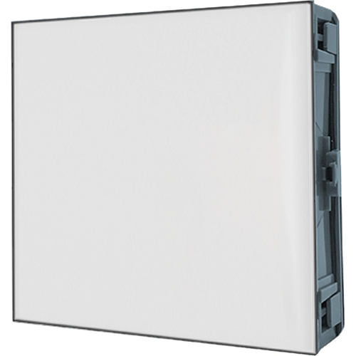 Comelit Information Module for Entrance Panel - Villa, Residential, Outdoor, Intercom, Housing - UV Resistant - Polymethyl Methacrylate (PMMA), Polycarbonate - White, Aluminium, Silver, Off White