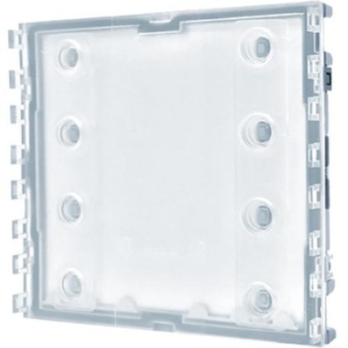 Comelit Door Station Button Module for Door Entry Panel, Door Station - Villa, Residential - Polycarbonate - Clear