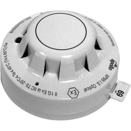 Apollo Orbis Smoke Detector - Optical, Photoelectric - White - 22 V DC - Fire Detection - Surface Mount