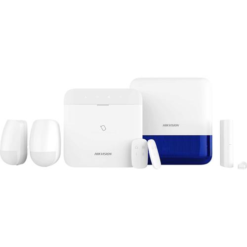 Hikvision Alarm Kit - Plastic - Blue, White