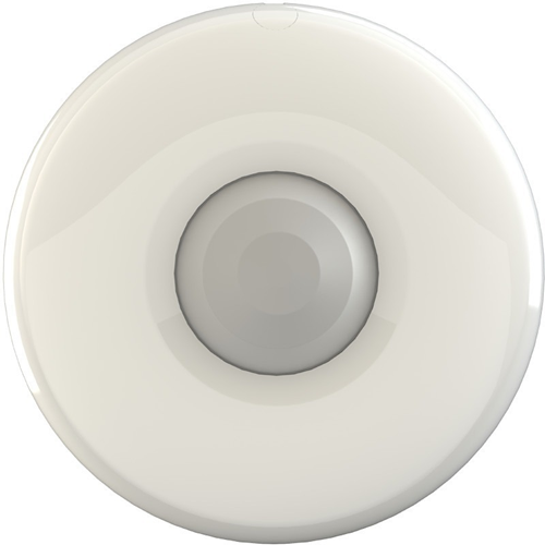 Pyronix OCTOPUSDQ Motion Sensor - Passive Infrared Sensor (PIR) - 12 m Motion Sensing Distance - 360° Viewing Angle - Ceiling-mountable - Plastic