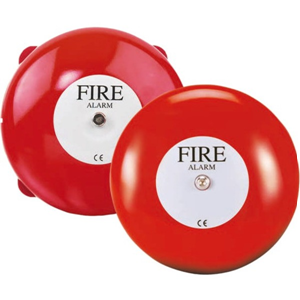 Vimpex MBF-6EV-12 Alarm Bell - Wired - 13.2 V DC - 100 dB(A) - Audible