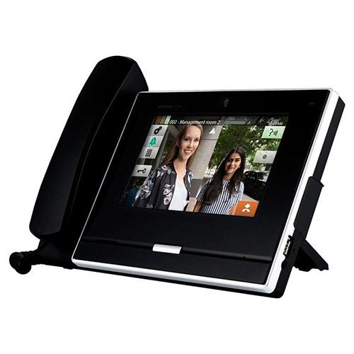"Aiphone IXG-MK 17.8 cm (7"") Video Door Phone Sub Station - Touchscreen TFT LCD - Full-duplex - Door Entry"