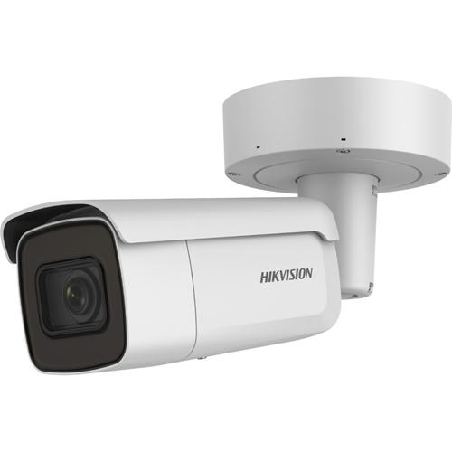 Hikvision AcuSense DS-2CD2626G2-IZS 2 Megapixel Network Camera - Bullet - 60 m Night Vision - H.264+, MJPEG, H.264, H.265, H.265+ - 1920 x 1080 - 4.3x Optical - CMOS - Corner Mount, Pole Mount, Column Mount, Vertical Mount