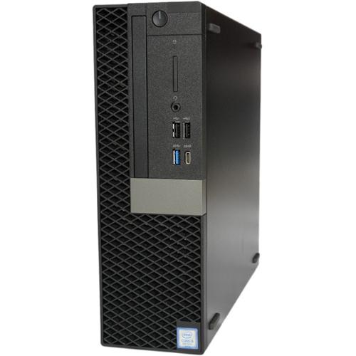 Hikvision HikCentral Workstation - Intel Core i3 Quad-core (4 Core) i3-8100 8th Gen 3.60 GHz - 8 GB DDR4 SDRAM RAM - 256 GB SSD - Small Form Factor - Windows 10 IoT Enterprise 64-bitIntel HD Graphics 630 - Gigabit Ethernet
