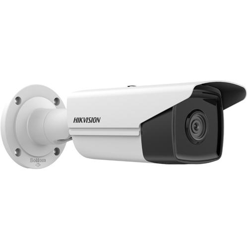 Hikvision EasyIP DS-2CD2T43G2-2I 4 Megapixel Network Camera - Bullet - 60 m Night Vision - H.264+, H.264, MJPEG, H.265, H.265+ - 2688 x 1520 - CMOS - Junction Box Mount, Corner Mount, Pole Mount