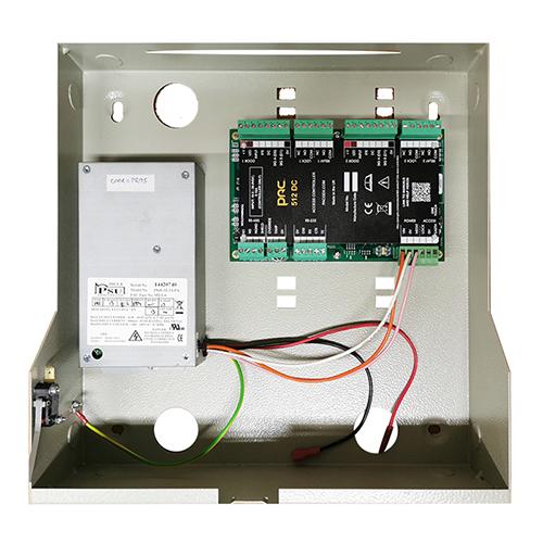PAC 512 Door Access Control Panel - Door - Proximity - 20000 User(s) - 2 Door(s) - Ethernet - Network (RJ-45) - Serial - Wiegand - 28 V DC - Door-mountable