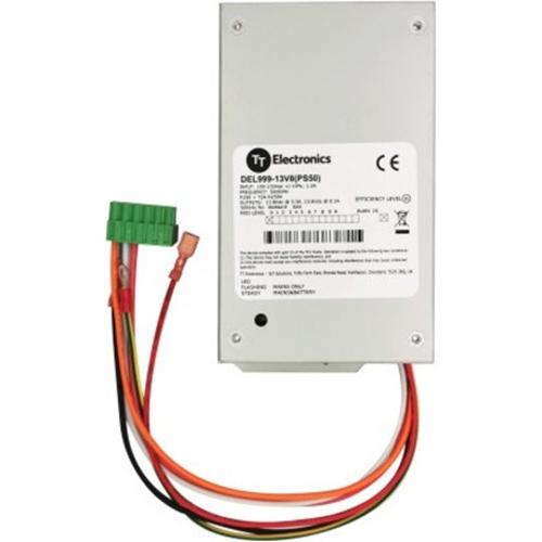 PAC Power Supply - 50 W - DIN Rail - 120 V AC, 230 V AC Input - 12VDC Output