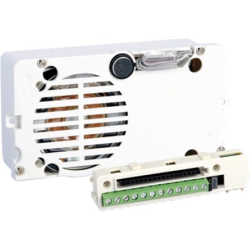 Comelit IKALL Speaker/Mic Module for Audio System, Module, Communication System, Audio/Visual Device, Digital Video Recorder, Intercom System, Lens, Access Control Terminal - Door, Indoor, Outdoor, Intercom - Plastic