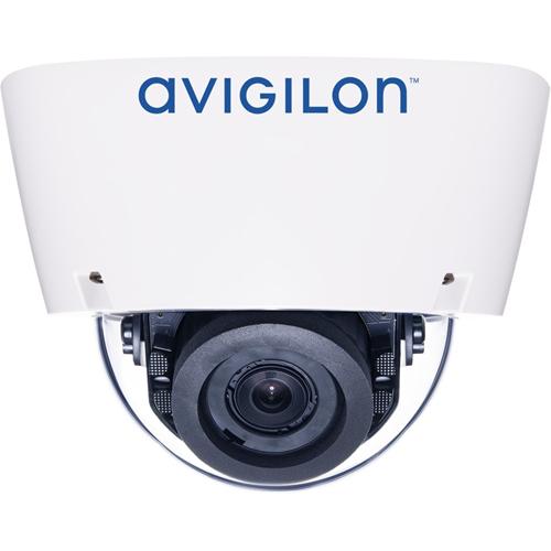 AVIGILON H5A-DO1-IR 8 Megapixel HD Network Camera - Dome - 30 m - Smart H.264, Smart H.265, MJPEG - 3840 x 2160 - 4.90 mm - 1.6x Optical - CMOS - Surface Mount, In-ceiling, Pendant Mount, Wall Mount