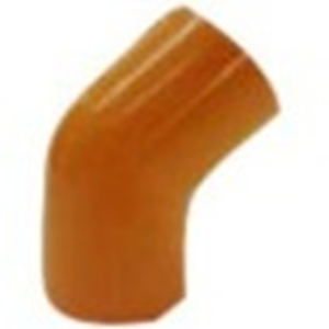 Xtralis PIP-006 Fitting Elbow - Red - Acrylonitrile Butadiene Styrene (ABS) - 10 Pack