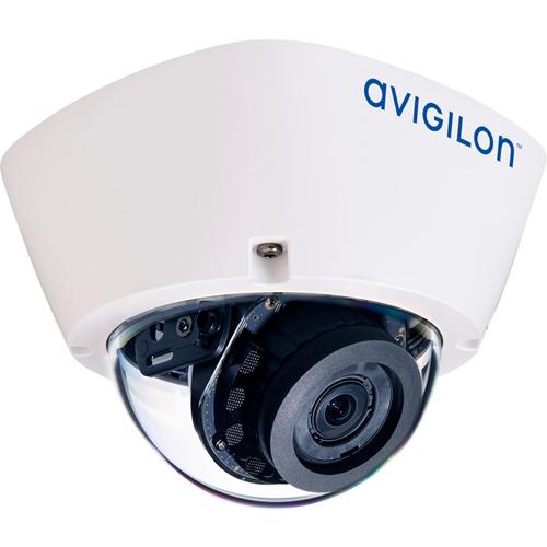 AVIGILON 4 Megapixel Indoor Network Camera - Colour - Dome - 35 m Infrared Night Vision - H.264, H.265, MJPEG - 2560 x 1440 - 3.30 mm- 9 mm Varifocal Lens - 2.7x Optical - CMOS - Surface Mount - IK10 - Tamper Resistant
