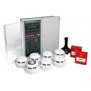 Fike 604-0004FIRE MISC Twinflex Pro 4 Zone Kit