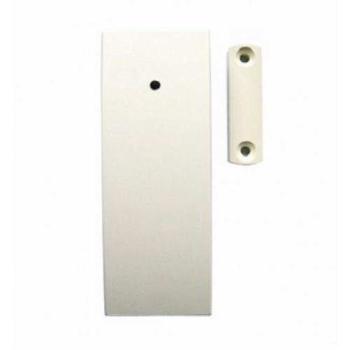 Scantronic Wireless Magnetic Contact - For Door - White