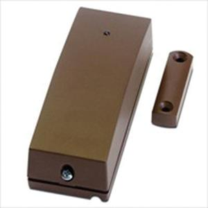 Scantronic Wireless Magnetic Contact - For Door - Brown