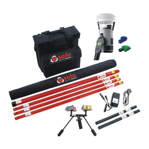 Detectortesters 9201-001TEST SMOKE TESTIFIRE SMK/HT/CO KIT 9 MTS
