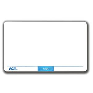 ACT ACT125 ISO BCARD PROX ACTpro 125kHz Batch Pack 10
