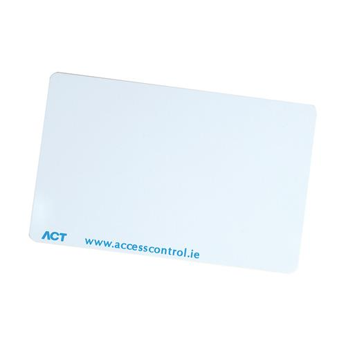 ACT ID Card - Printable - Proximity Card - 10 - Pack