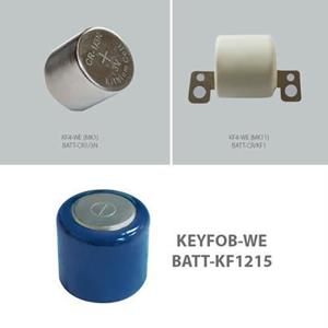 Pyronix BATT-KF1215BATTERY LITHIUM 3v battery for KEYFOB-WE