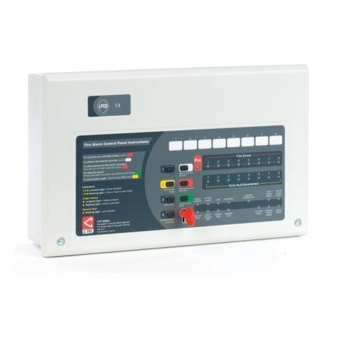 C-TEC AlarmSense Fire Alarm Control Panel - 2 Zone(s)