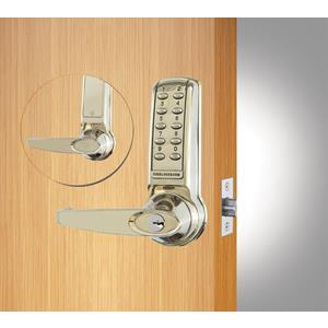 Codelocks CL4010SSACCESS KEYPAD ELEC TUB MORT LATCH