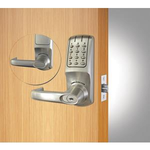 Codelocks CL5010SSACCESS KEYPAD ELEC TUB MORT LATCH