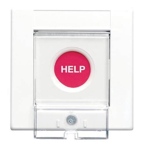 PANIC W/LESS Assistance Button