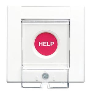 PANIC W/LESS Assistance Button