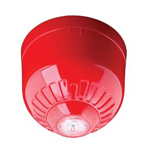 Klaxon ESB-5008BEACON CONV/L CEILING Rd Body/Wh