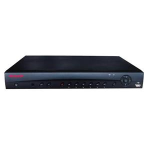 Honeywell Video Surveillance Station - 4 Channels - Network Video Recorder - H.264 Formats - 1 TB Hard Drive