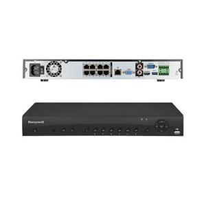 Honeywell HEN161841U 16ch 2SATA 16POE 4K H.265 8TB