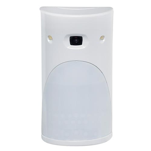 Honeywell Motion Sensor - Wireless - RF - Yes - 7 m Motion Sensing Distance - Wall-mountable, Corner Mount - Indoor - ABS