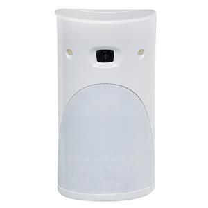 Honeywell Motion Sensor - Wireless - RF - Yes - 7 m Motion Sensing Distance - Wall-mountable, Corner Mount - Indoor - ABS