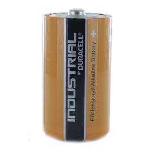 Duracell INDUSTRIAL D STD10BATTERY Alkaline D Cell Box 10