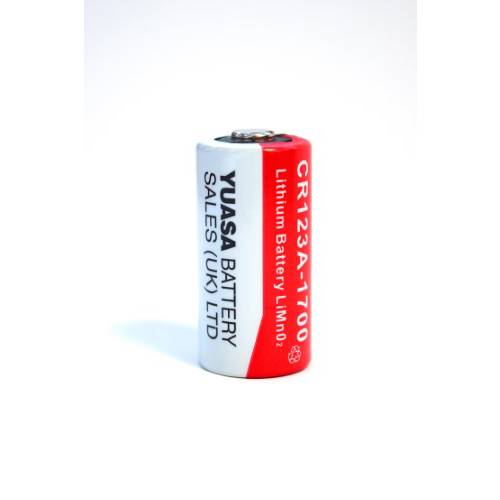 BATTERY Lithium CR123 3v