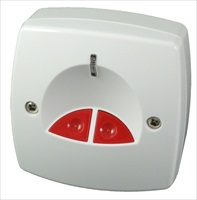 CQR EPA-NG/STD/WH/3CONTACT PANIC Electronic Std White