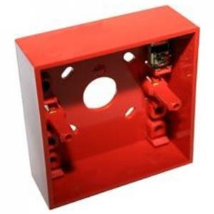 Hochiki SR MOUNTING BOXCALL POINT CONV/L S/Face Mounting Box