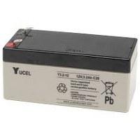 Yucel Y3.2-12BATTERY SLA Yucel 3.2Amp 12V