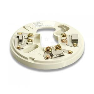 Hochiki YBN-R/6SK Smoke Detector Base - For Smoke Detector - 30 V DC - ABS - Ivory, White