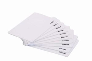 CARD SMART MIFARE SERIAL (1K) Pk of 1