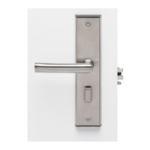 92120LOCK H/WARE GAUDI2 LEVER SET, RIGHT HAND