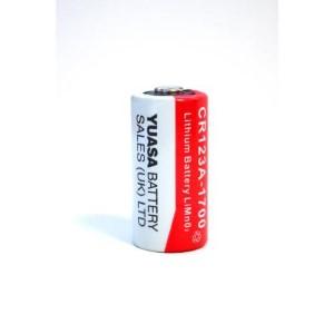 Battery Lithium Cr123 3v