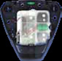 Pyronix FPDELTAPLUS-BBKSOUNDER EXTERNAL B/PED Deltabell+ BLACK