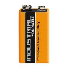 Duracell INDUSTRIAL 9VSTD10BATTERY Industrial 9V PP3 Pk10