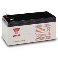 Yuasa NP3.2-12 Multipurpose Battery - 3200 mAh - Sealed Lead Acid (SLA) - 12 V DC - Battery Rechargeable