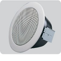 Penton RCS6FT/ENCEILING SPEAKER 6W Metal c/w Fire Dome