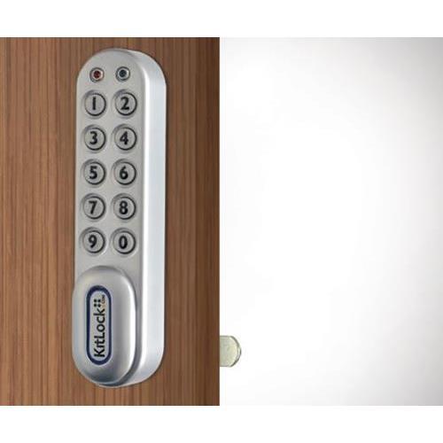 Codelocks KL1000SGMECH KEYPAD KitLock Coded Lock Solution